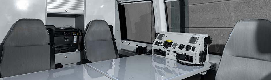 Verkabelung von technischen Instrumenten